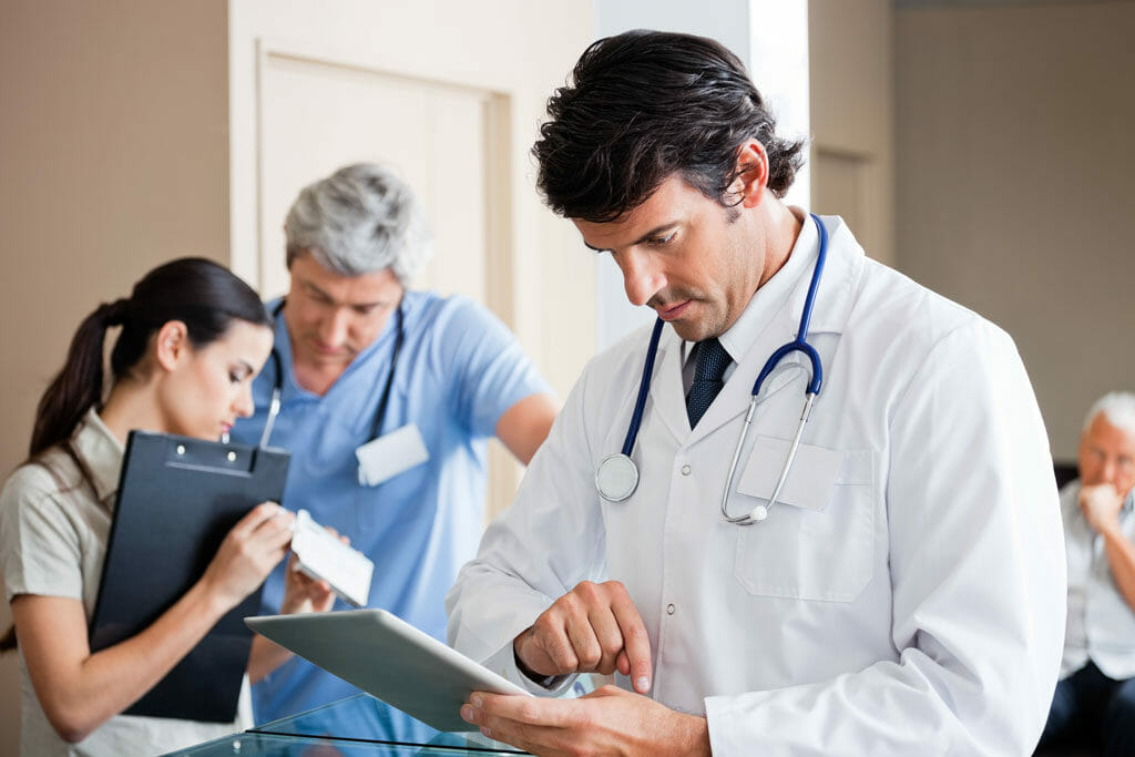 cority occupational health software doctor