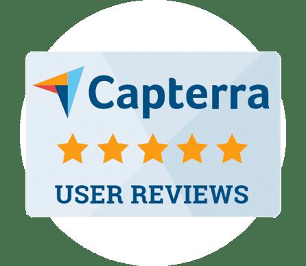 capterra 5 star user reviews
