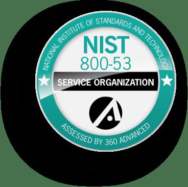 NIST 800-53 badge
