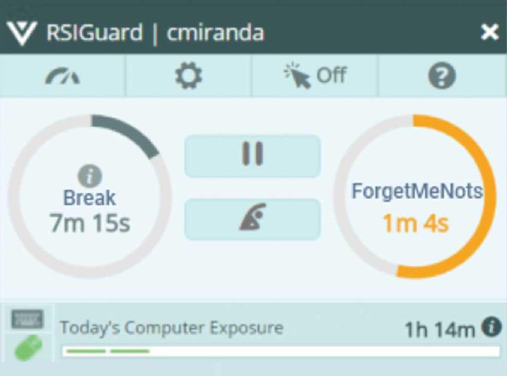 rsiguard screenshot