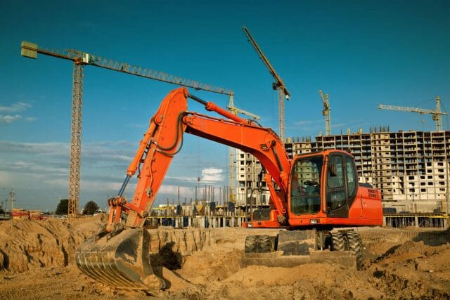 Construction Industries - image of a construction site