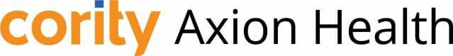 cority axion health logo