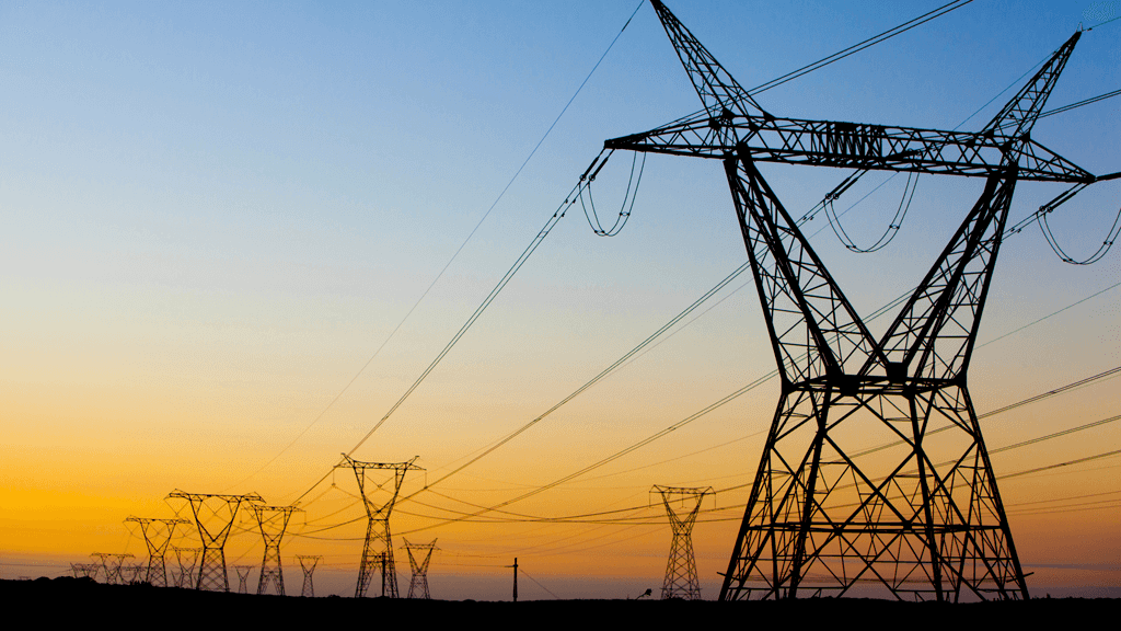 Energy Industries - image of powerline