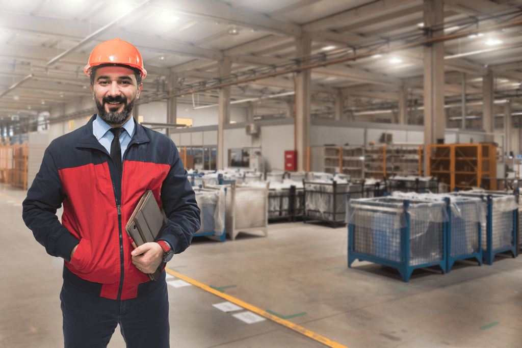 photo of Safety manager in manufacturing industries